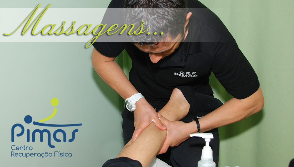 Oferta de Massagem Desportiva