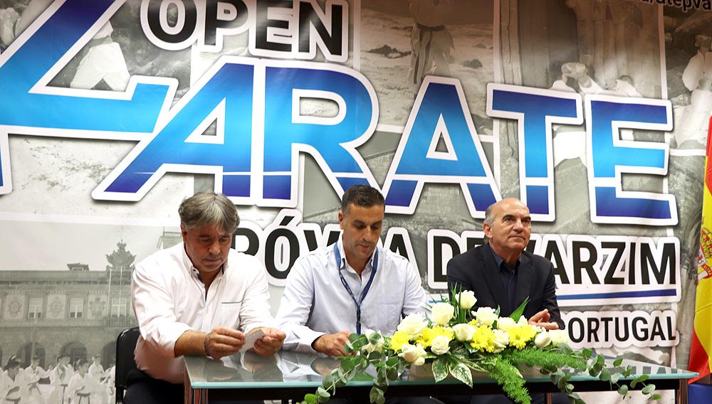 CKA presented the IV Open Karate of Póvoa de Varzim